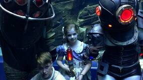 Image for BioShock cosplay is a creepy family portrait