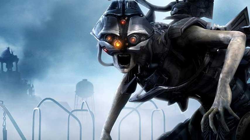 Image for BlackSite: Area 51 trademark filed by Warner Bros