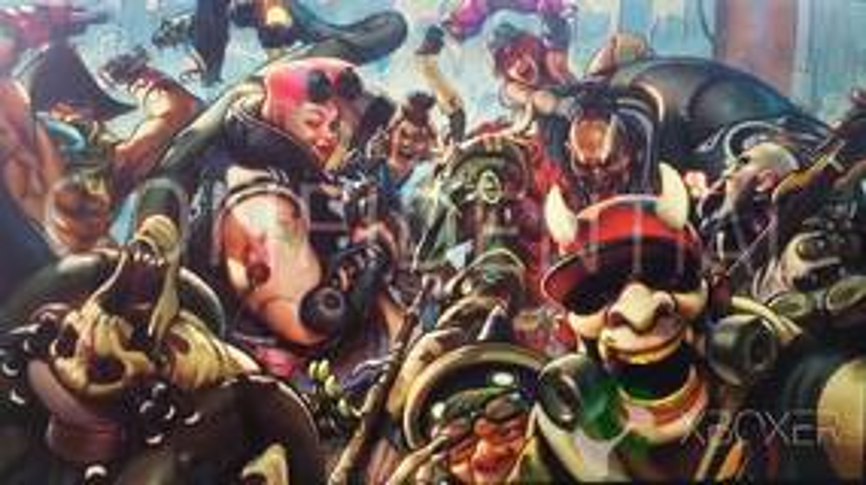 Image for Ninja Theory's Bleeding Edge leaks ahead of E3 2019 reveal
