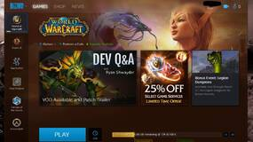 Image for Blizzard's gradual transition from Battle.net branding has been applied to the game launcher