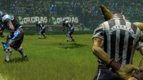 Image for Blood Bowl 2 shots show off Warhammer-themed stadium