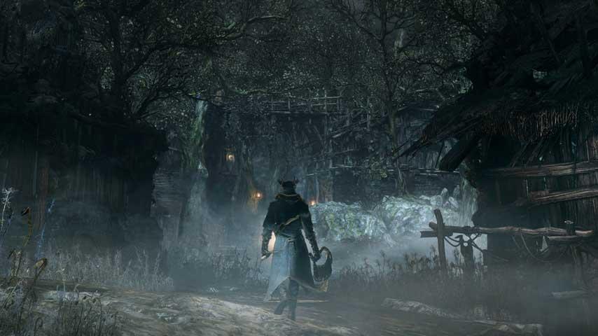 Image for Bloodborne: Forsaken Cainhurst Castle, how to beat Martyr Logarius