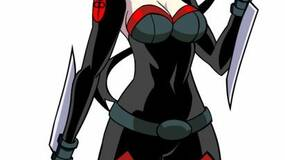 Image for BloodRayne teaser site was for Japanese release of BloodRayne: Betrayal