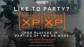 Image for Call of Duty: Black Ops 3 players in parties get Double XP, Double Weapon XP from today