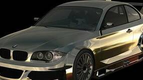 Image for Get a chromed out BMW Series 1 for Blur at Kmart