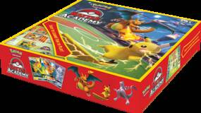 Image for The new Pokemon board game is based on the trading card game and is scheduled to launch next month