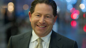 Image for Activision Blizzard CEO Bobby Kotick's salary and annual bonus take 50% cut