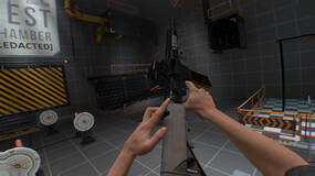 Image for Boneworks is a VR game that actually gives you arms