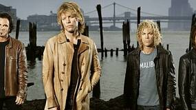 Image for Bon Jovi song to be used for Crystal Bearers adverts in Japan