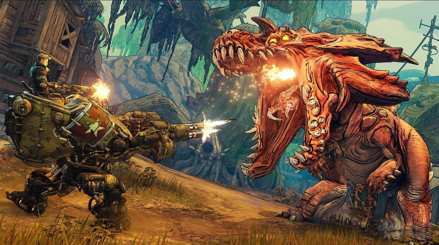 Image for Borderlands 3 is 2K's fastest ever selling game