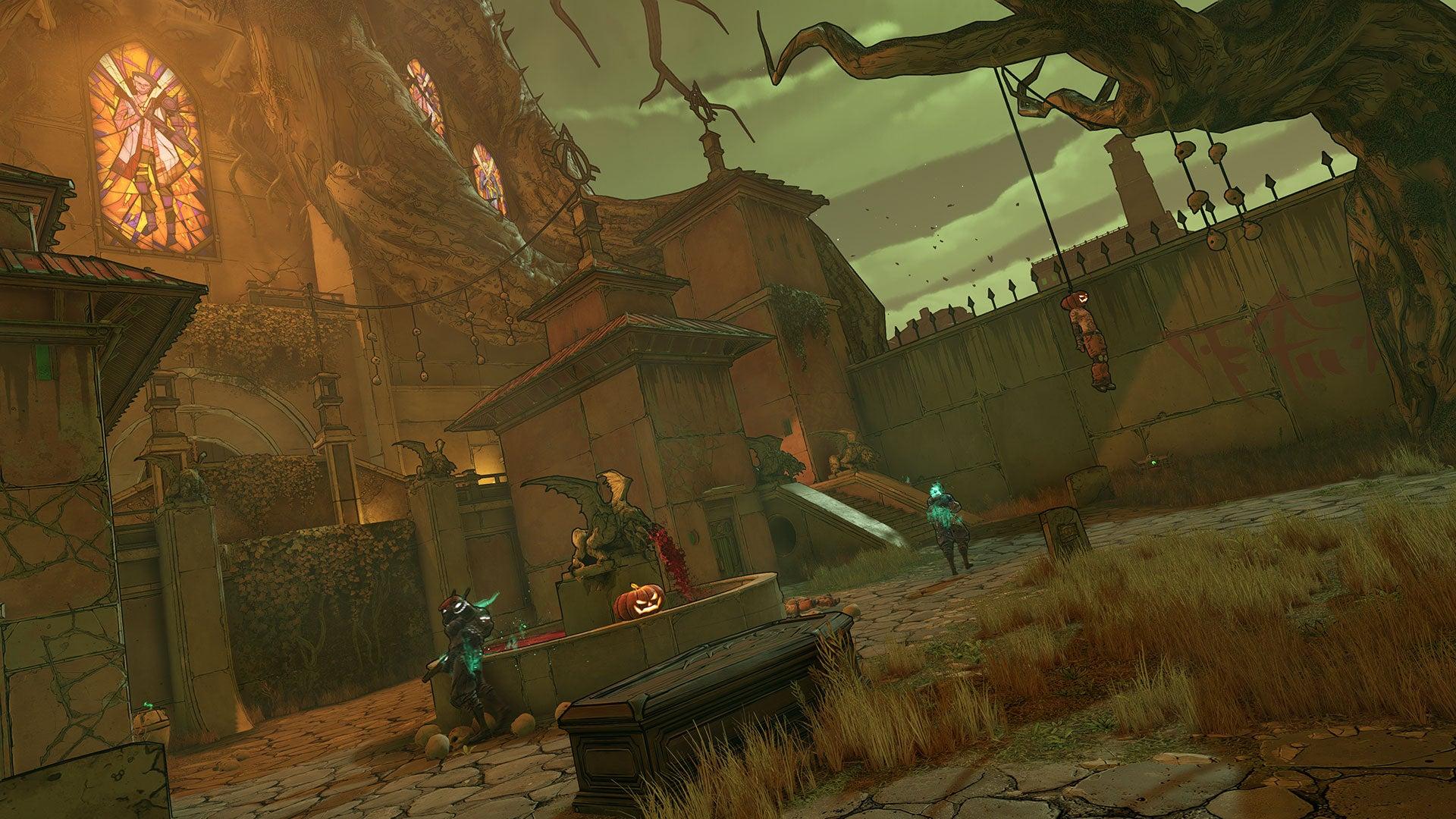 Image for Borderlands 3: Mayhem on Twitch event starts today