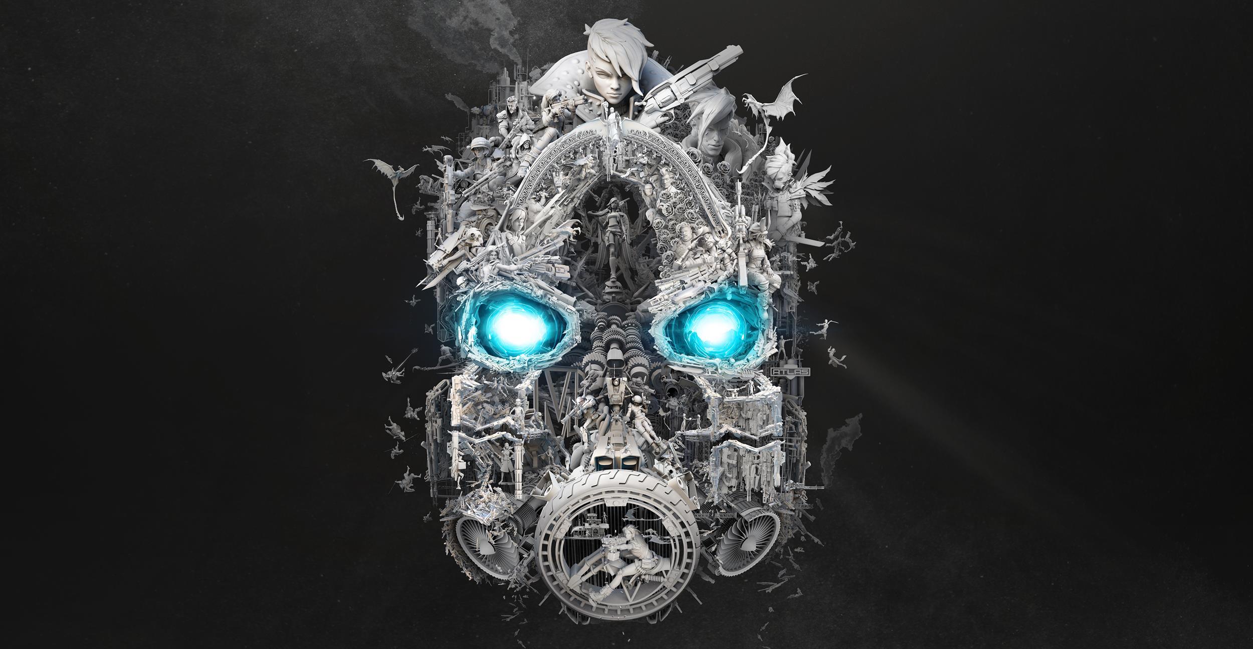 Image for Mask of Mayhem trailer is probably the first Borderlands 3 teaser