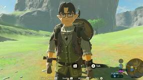 Image for This Zelda: Breath of the Wild NPC may possibly be a tribute to Nintendo president Satoru Iwata