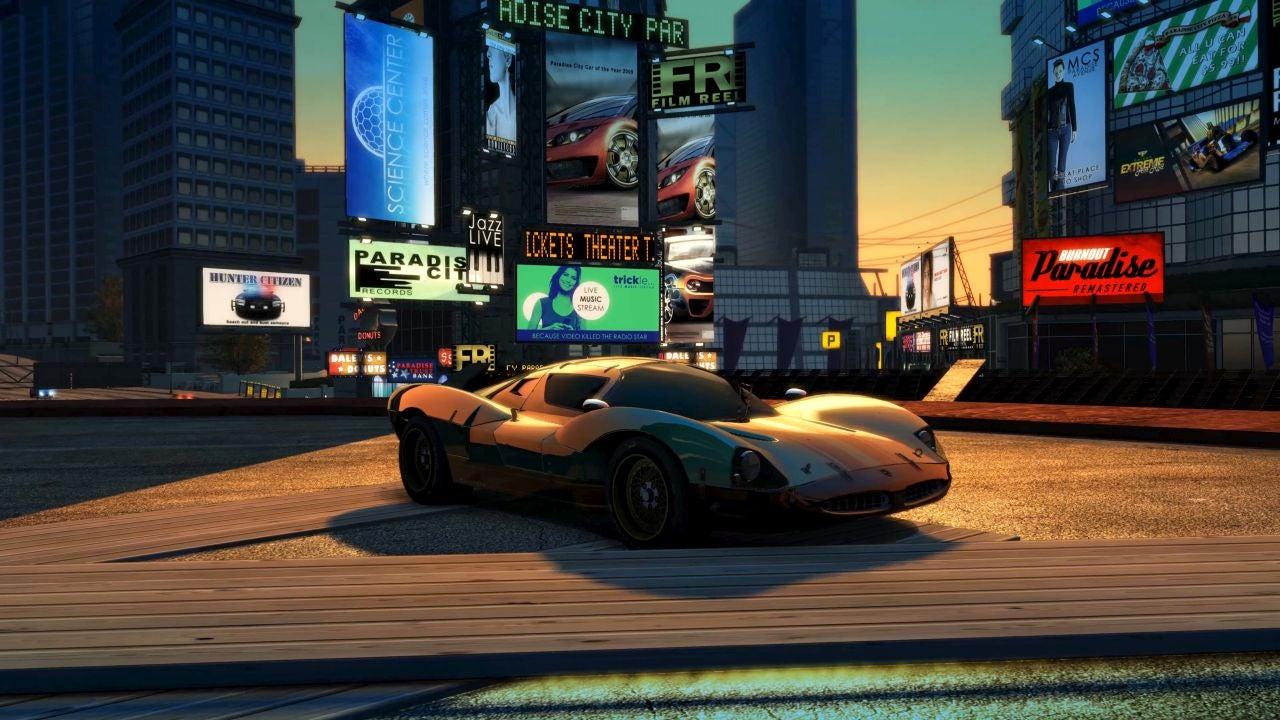 Image for Burnout Paradise: the making of Paradise City