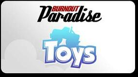 Image for Burnout Paradise Toys Pack to cost $12.99/€12.99/£9.99/1000 MS