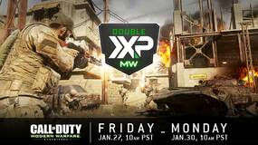 Image for It's double XP in Call of Duty Modern Warfare and Infinite Warfare all weekend so fill your boots