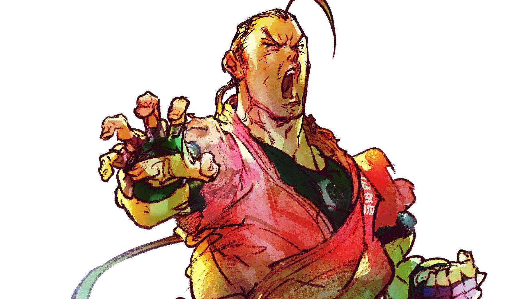 Image for Dan arrives in Street Fighter 5 in February 2021