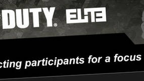 Image for Call of Duty devs assembling focus group to 'shape future' of the series