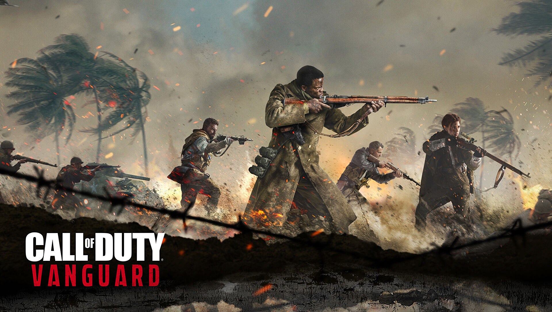 Call of Duty: Vanguard reveal event in Warzone will award players free loot    VG247