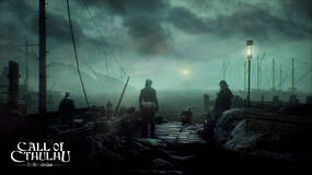 Image for Pierce stands on the precipice of madness in this Call of Cthulhu video
