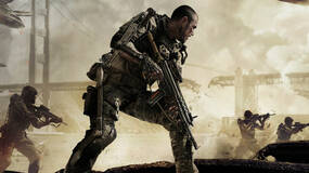 Image for Pre-order Advanced Warfare from GameStop to receive this cool poster