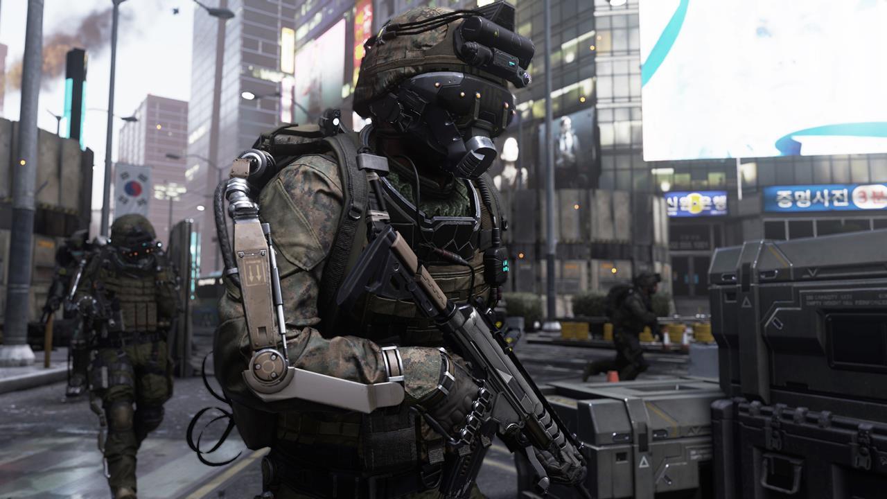 Image for CoD: Advanced Warfare patch fixes Goliath godmode glitch
