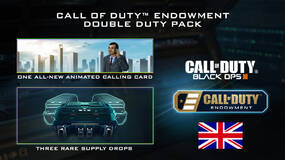 Image for Call of Duty Endowment comes to the UK