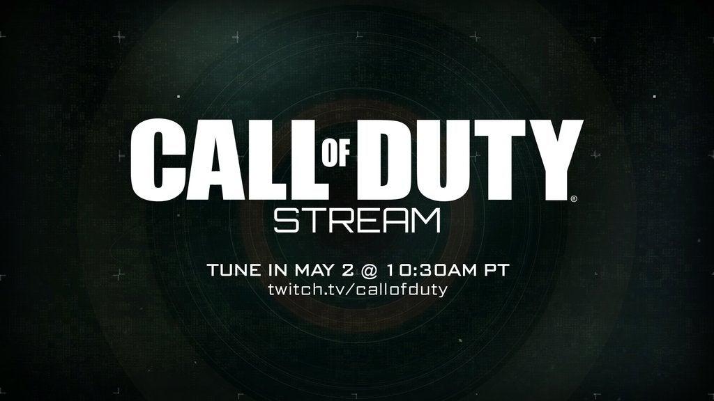 Image for Call of Duty stream tomorrow - Infinite Warfare and Modern Warfare remaster reveal?