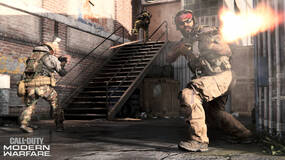 Image for In defence of Modern Warfare's ludicrously noisy footsteps