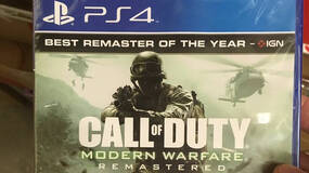 Image for Call of Duty: Modern Warfare Remastered standalone leaks again, releasing this month or even this week - rumour