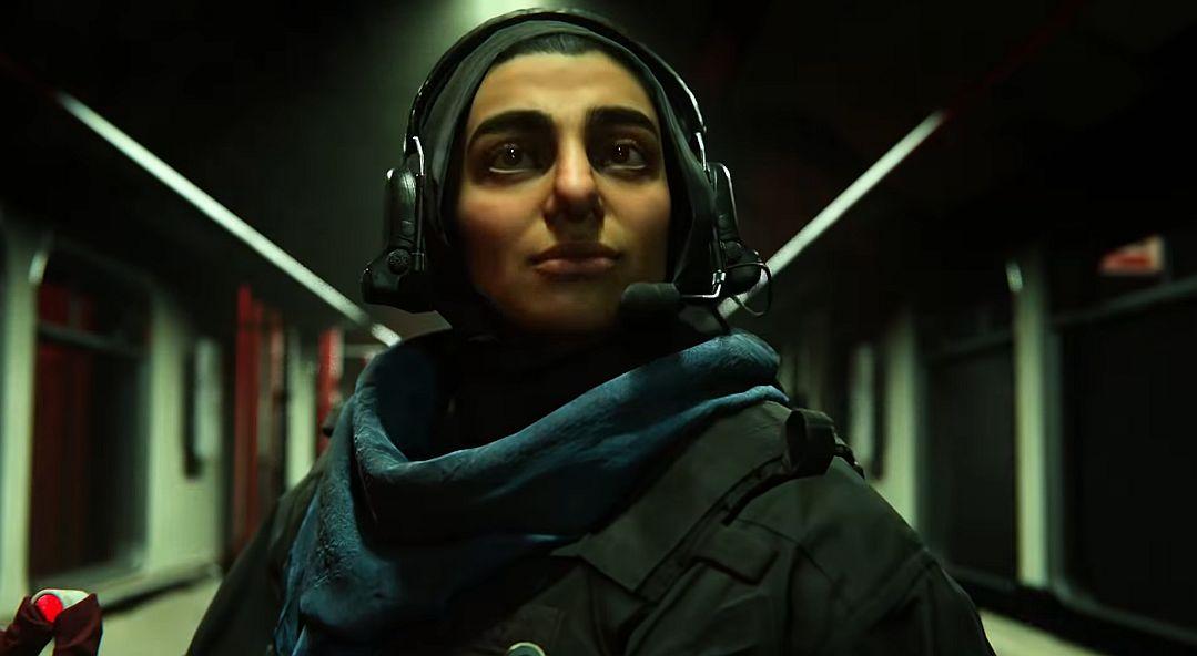 Image for Call of Duty: Modern Warfare Season 6 trailer shows Farah and Nikolai take the fight underground