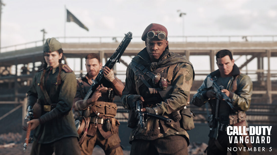 Cheaters are already ruining Call of Duty: Vanguard's multiplayer beta