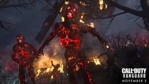 Image for Call of Duty: Vanguard's Zombies mode revealed in new trailer