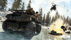 Image for Vehicles return to Call of Duty: Warzone now that they're not crashing servers anymore