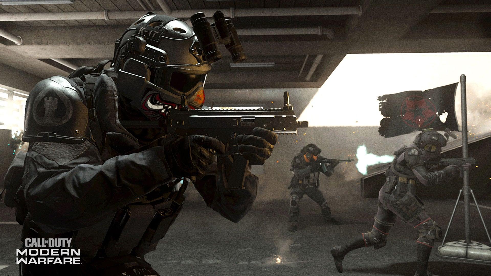 Image for Call of Duty: Warzone patch fixes FAMAS shotgun bug, nerfs the Bruen again