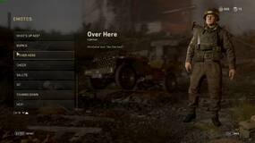 Image for What's up with Call of Duty: WW2's duplicate emotes?
