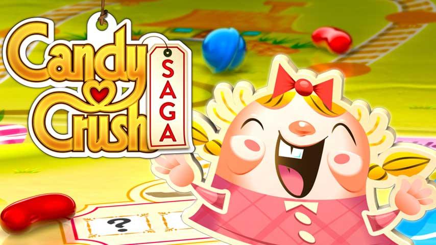 Image for Candy Crush Saga on its way to mainland China