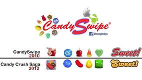 """Image for Candy Crush Saga trademark crusade """"taking the food out of my family's mouth"""", says indie dev"""