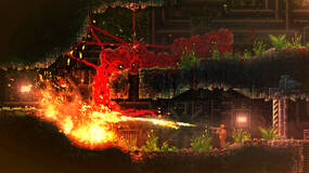 Image for Carrion, a rad-looking Devolver-published reverse horror game, has a limited time demo on Steam
