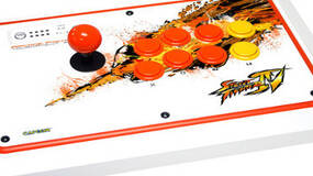 Image for Limited edition Street Fighter stick available at Comic Con