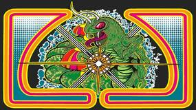 Image for Arcade games Centipede and Missile Command to be made into films