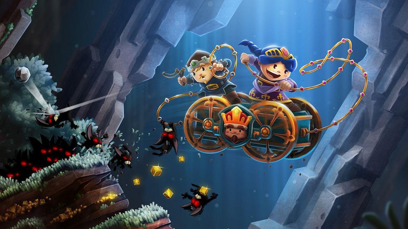 Image for North American Nintendo eShop update includes Chariot, Mega Man Battle Network 2