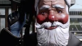 Image for Payday 2 free heist mission Charlie Santa drops on Monday, December 16