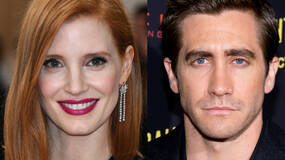 Image for Both Jake Gyllenhaal and Jessica Chastain's production companies have a hand in The Division film