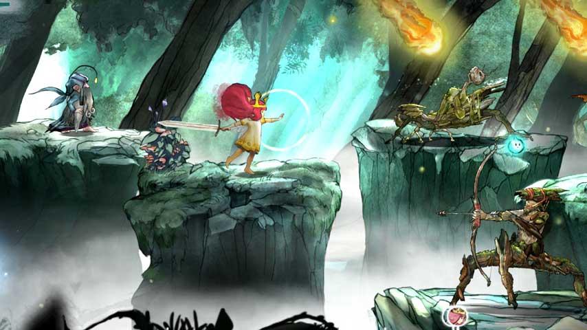 Image for US PS Store update, April 29 - Child of Light, Daylight, JoJo's Bizarre Adventure, more