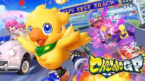 Image for Chocobo GP is a kart racer coming to Switch that can support up to 64-players