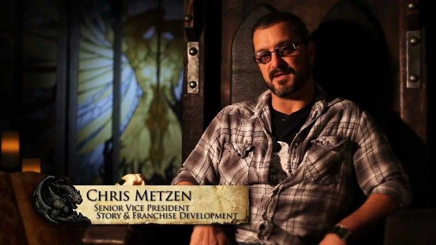 Image for Blizzard's legendary Warcraft, Starcraft & Diablo co-creator Chris Metzen announces retirement