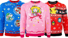 Image for Bag Yourself an Official Nintendo Christmas Jumper Bargain this Black Friday