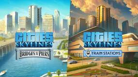 Image for Cities: Skylines has new bridges, train stations, and radio options available today