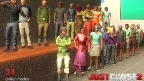 Image for Just Cause 2 multiplayer beta gets Steam achievements and more in juicy new update